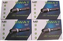 Mehrpack Swat LED Cree Polizei Taschenlampe +
