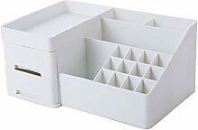 Mehrschichtige Schubladen-Aufbewahrungsbox Desktop