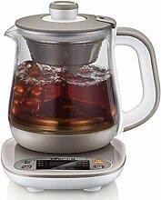 Mehrzweck-Wasserkocher Teekanne und Glasboden