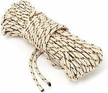 Mehrzweckseil, 20 m Seil, Kunstfaser, Ý 6mm, 20m