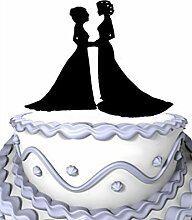 Mei Jia Fei Hers & Hers Same Sex Wedding Cake