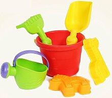 MEI Strand Spielzeug Kinder Strand Spielzeug Baby Spiel Sand Bagger Schaufel Baden Werkzeuge Strand Spielzeug Auto-Kits ( Farbe : A )