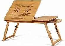 MEI XU Laptop-Schreibtisch-faltender