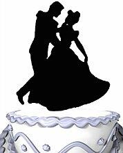 meijiafei Hochzeit Cake Topper, Groom Halt Braut