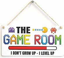 Meijiafei The Game Room I Don't Grow Up – I