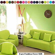 Meiju Sofabezug Sofa Überwürfe Elastiche Stretch