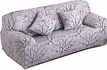 Meijunter Breathable Gewebe Sofa Slipcover, Sofa Garnituren, Möbel-Schutz, Couch Abdeckung, Single-Seat (keine Rückenlehne), Muster #11
