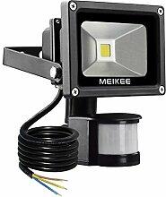 MEIKEE 10W LED Fluter Floodlight Strahler Licht