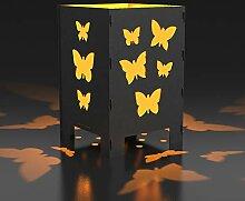 MEILLER MetallDesign Feuerkorb Schmetterlinge |