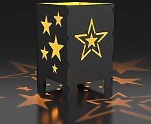 MEILLER MetallDesign Feuerkorb Stern I | Feuerkorb