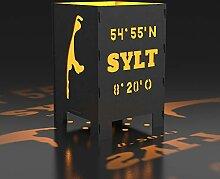 MEILLER MetallDesign Feuerkorb Sylt | Feuerkorb
