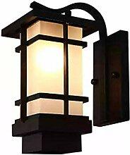 MEIM LED Außenwandleuchte, wasserdichte Wandlampe
