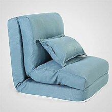 MeiMei Creative Faltbare Faule Couch Einzel