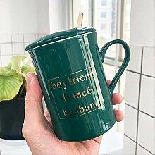 MEIMING1314 Becher,Kaffeetasse,Nordic Ins Englisch