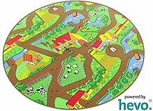 Mein Dorf HEVO ® Strassen Spielteppich |