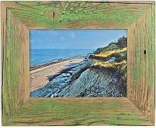 Mein Landhaus Bilderrahmen aus echtem Alt-Holz