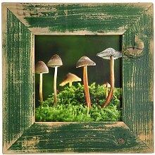 Mein Landhaus Bilderrahmen Grün 10X10