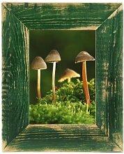 Mein Landhaus Bilderrahmen Grün 10X15