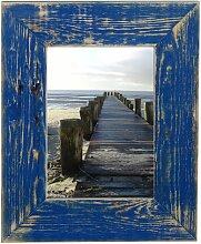 Mein Landhaus Bilderrahmen Marineblau 10X15