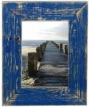 Mein Landhaus Bilderrahmen Marineblau 30X40