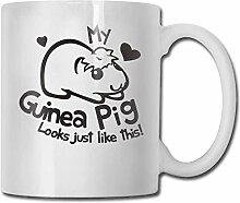 Mein Meerschweinchen Porzellan Tassen Mode