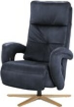 Mein Sofa bold Relaxsessel  Edvin ¦ blau