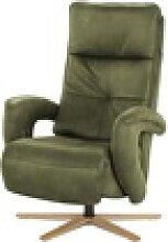 Mein Sofa bold Relaxsessel  Edvin ¦ grün