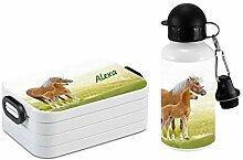 Mein Zwergenland Set Lunchbox Mepal Maxi Take A