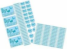 Mein Zwergenland Set Stickerbogen + 60