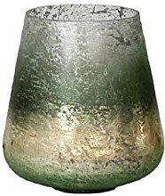 meindekoartikel Vase Blumenvase Glasvase - antik