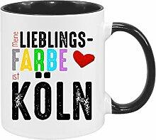 Meine Lieblingsfarbe ist Köln - hochwertiger
