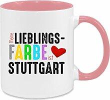 Meine Lieblingsfarbe ist Stuttgart - hochwertiger
