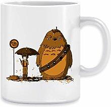 Meine Nachbar Chewie II Kaffeebecher Becher Tassen