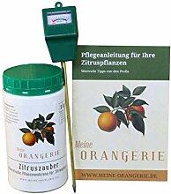 Meine Orangerie Zitrus-Pflegepaket Piccolo:
