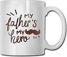 Meine Väter My Hero Kaffeetassen 11 Unzen
