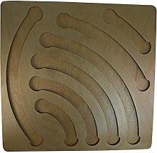MeinKapselhalter Nespresso Kapselhalter aus Holz,
