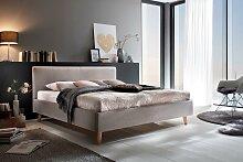 meise.möbel Polsterbett Strukturstoff, 160x200 cm