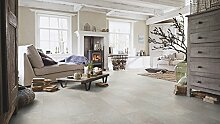 MEISTER Classic Designboden   DD 85 (S) Atelier 6980   Steinporen-Struktur Multiclic-Bodenbelag - Paket a 2,53 m²