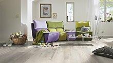 MEISTER Classic Designboden   DD 85 (S) White Island 6961   Woodfinish-Matt-Struktur Multiclic-Bodenbelag - Paket a 2,53 m²