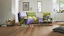 MEISTER Classic Designboden   DD 85 (S) Zimteiche 6965   Woodfinish-Matt-Struktur Multiclic-Bodenbelag - Paket a 2,53 m²