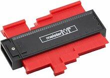 Meister Konturenlehre mit Magnethalter, 6208900