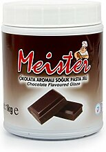 Meister Schokoladen Glasur Gel,7kg