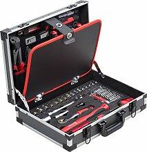 Meister Werkzeugkoffer 121-teilig - Stabiler
