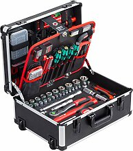 Meister Werkzeugtrolley 238-teilig - Mit