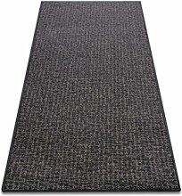 Meisterei Teppichläufer Bermuda grau Teppich
