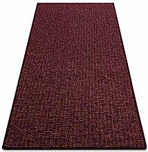 Meisterei Teppichläufer Bermuda rot Teppich