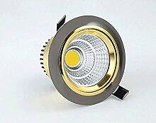 MeiZiWang LED-Lampe Dimmen Leuchten 20W30W Chip Rinder Hotel Deckenleuchte,20W