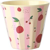 Melaminbecher Cherry Print