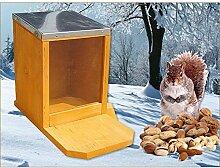 Melko Futterhaus Eichhörnchen Futterautomat