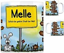 Melle Wiehengeb - Einfach die geilste Stadt der